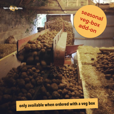 Organic Roasting/Mashing Potatoes (1kg)
